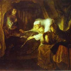King David's dying charge to Solomon - Prophet Pearls Vayechi (1 Kings 2:1-12)